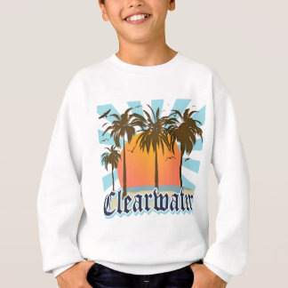 Clearwater Beach Florida FLA Sweatshirt