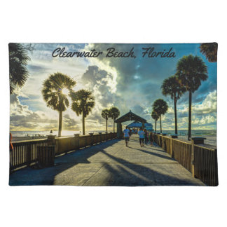 Clearwater Beach, Florida Placemat