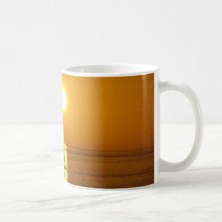 Clearwater Sunset Basic White Mug
