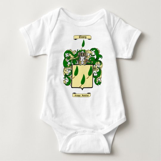 cleary baby bodysuit