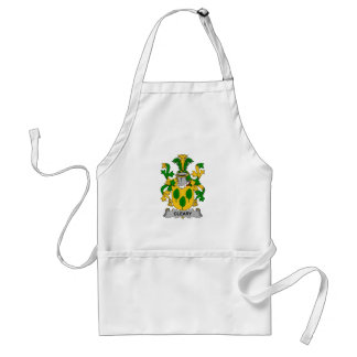 Cleary Family Crest Standard Apron