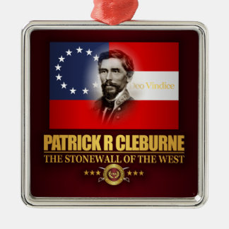Cleburne (Southern Patriot) Christmas Ornament