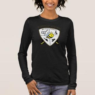 Cleghorn College Queen Bees Long Sleeve T-Shirt