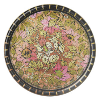 Clematis It is! #2 (Cookie Plate) Party Plate