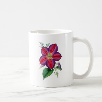 Clematis Magnifica Mug