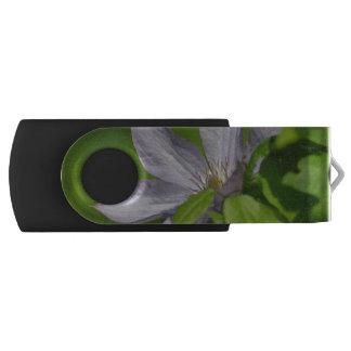 Clematis Swivel USB 2.0 Flash Drive