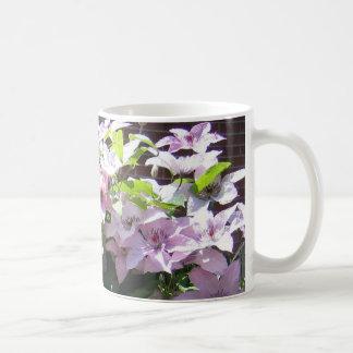 Clematis Vine Mug