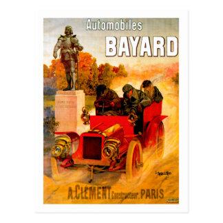 Clément-Bayard Vintage Automobile Advertisement Post Cards