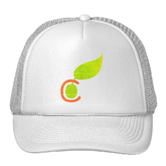 Clementine: Happy Earth Day Cap