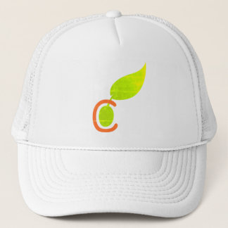 Clementine: Happy Earth Day Trucker Hat