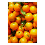 Clementines at Nice Fruit Market Greeting Cards