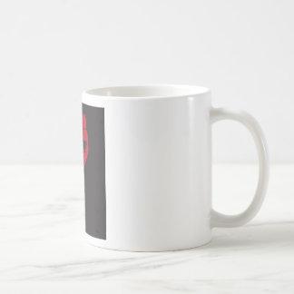 clenched fist coffee mug