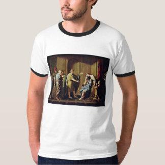 Cleombrotus Sent Into Exile By Leonidas Ii T Shirt