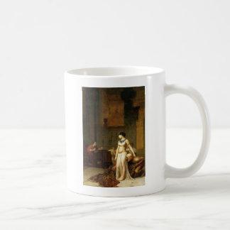 Cleopatra and Caesar Coffee Mug