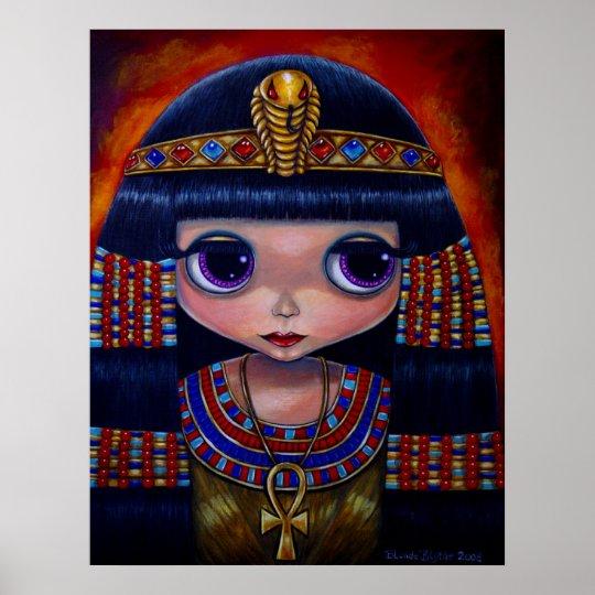 Cleopatra Blythe Poster