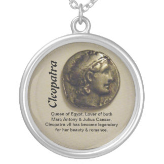 Cleopatra Queen of Egypt Necklace