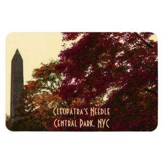 Cleopatra's Needle, Central Park NYC Rectangular Photo Magnet