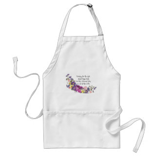 Clergy or volunteer gift standard apron