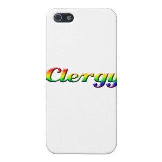 clergy - rainbow iPhone 5 case