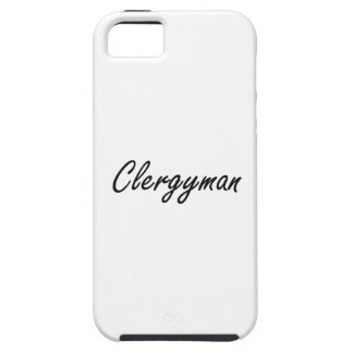 Clergyman Artistic Job Design iPhone 5 Covers