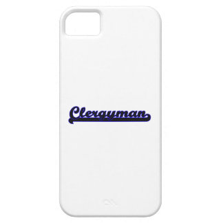 Clergyman Classic Job Design Barely There iPhone 5 Case