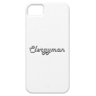 Clergyman Classic Job Design Case For The iPhone 5