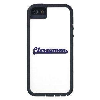 Clergyman Classic Job Design iPhone 5 Case