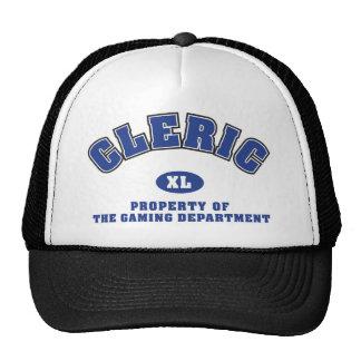 Cleric Trucker Hat