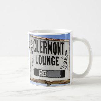 Clermont Lounge, Atlanta, Georgia, Mug