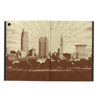 Cleve-Oh Retro Sunbeam iPad Air Case