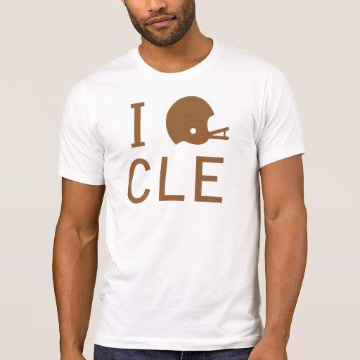 Cleveland - brown shirt