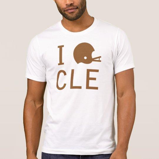Cleveland - brown T-Shirt
