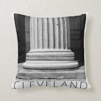 Cleveland - Column Detail Throw Pillow