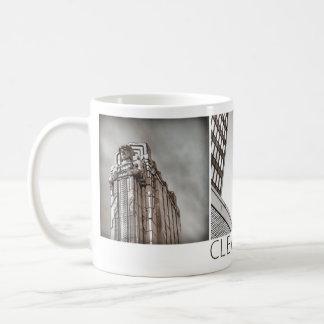 Cleveland graphic mug