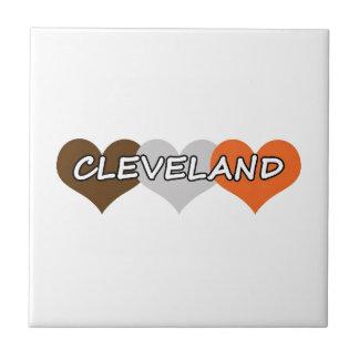 Cleveland Heart Tile