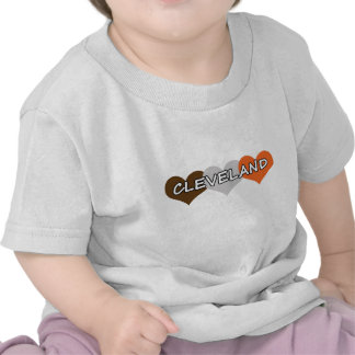 Cleveland Heart Shirt