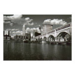 Cleveland in Black and White