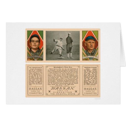 Cleveland Indians Baseball 1912