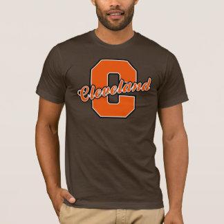 Cleveland Letter T-Shirt