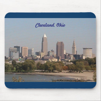 Cleveland OH Lakefront Mousepad