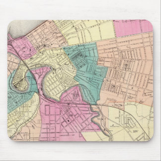 Cleveland, Ohio 2 Mouse Mat