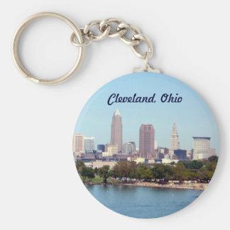 Cleveland Ohio (Lake View) Keychain