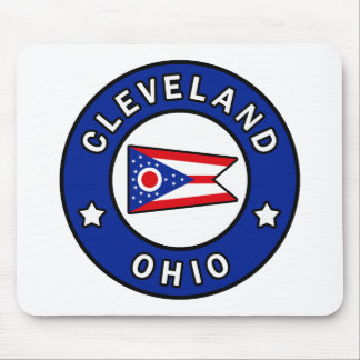 Cleveland Ohio Mouse Mat