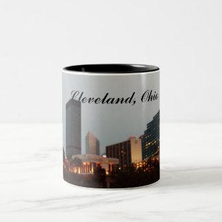 CLEVELAND, OHIO mug