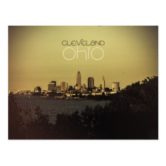 Cleveland, Ohio - Vintage Postcard