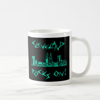 Cleveland Rocks! Coffee Mug