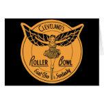 Cleveland Roller Bowl Cards