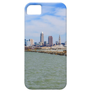 Cleveland Skyline Case For The iPhone 5