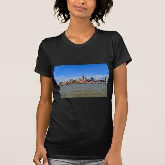 Cleveland Skyline Tee Shirts
