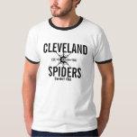 Cleveland Spiders Tshirts
